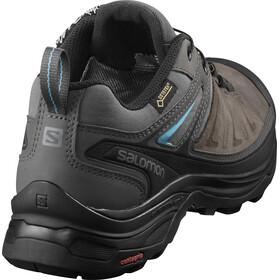 Salomon W's X Ultra 3 LTR GTX Shoes Magnet/Phantom/Bluebird